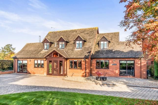 Thumbnail Detached house for sale in Wood Eaton Road, Church Eaton, Stafford, Staffordshire