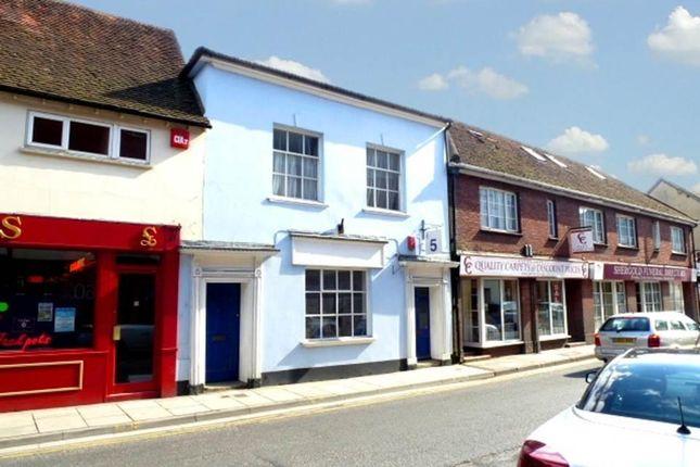Thumbnail Flat to rent in Brown Street, Salisbury