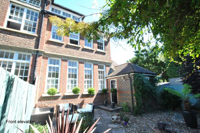 Thumbnail End terrace house to rent in Mark Street, Reigate, Surrey