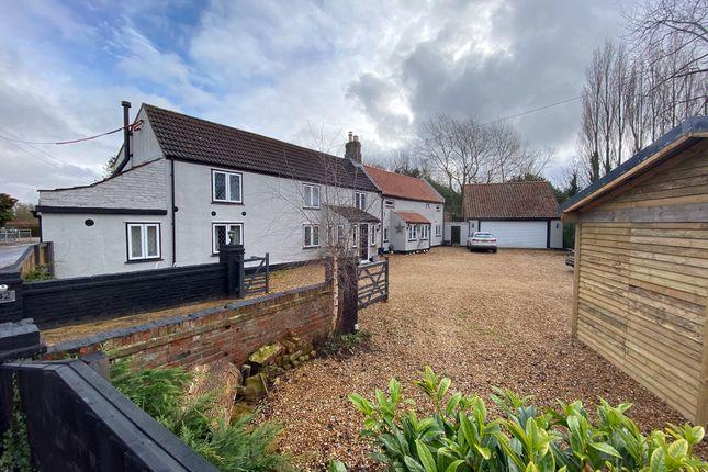 Thumbnail Detached house for sale in School Road, Tilney All Saints, King's Lynn