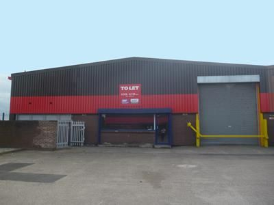 Thumbnail Light industrial to let in Unit 12, The Sandon Estate, Sandon Way, Liverpool