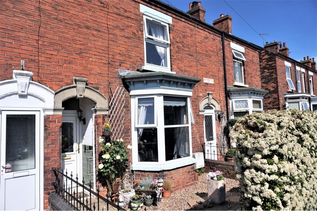 Thumbnail Terraced house for sale in West End Road, Habrough