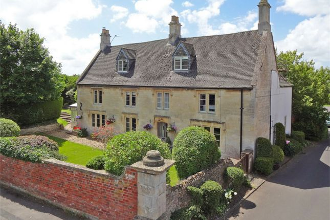 Thumbnail Detached house for sale in The Manor House, Hill Street, Hilperton, Wiltshire