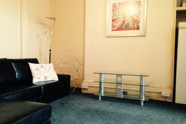 Shared accommodation to rent in Glossop Road, Broomhill, Sheffield