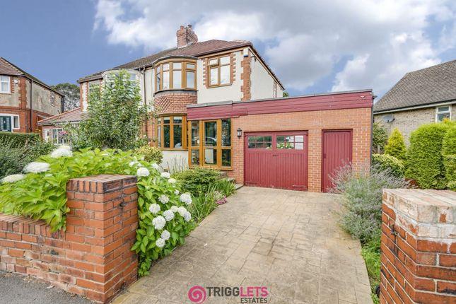 3 bed semi-detached house to rent in Bentley Road, Chapeltown S35
