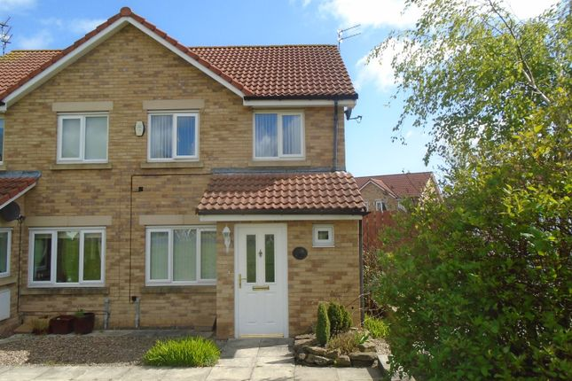 Thumbnail Property to rent in Maple Drive, Widdrington, Morpeth