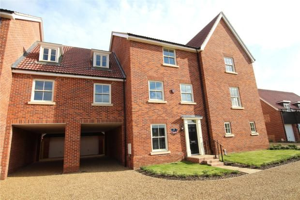 Thumbnail Link-detached house for sale in St George's Place, Sprowston, Norwich