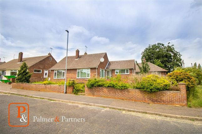 Detached bungalow for sale in Cottage Drive, Off Old Heath Road, Colchester