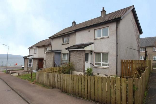 Thumbnail End terrace house for sale in Brae Road, Ardrishaig, Lochgilphead, Argyll And Bute