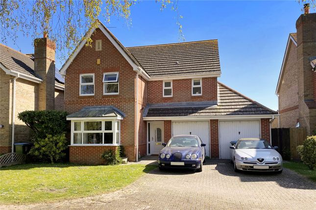 Thumbnail Detached house for sale in May Close, Climping, Littlehampton