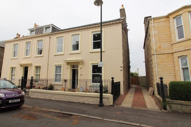Thumbnail Flat for sale in Montgomerie Terrace, Ayr