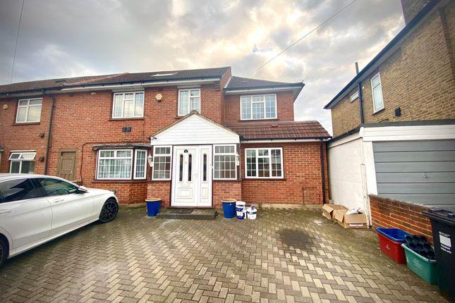 Thumbnail Semi-detached house to rent in Cranford Lane, Heston, Hounslow