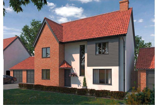 Thumbnail Detached house for sale in Plot 84 Wendover Park, Salhouse Road, Norwich