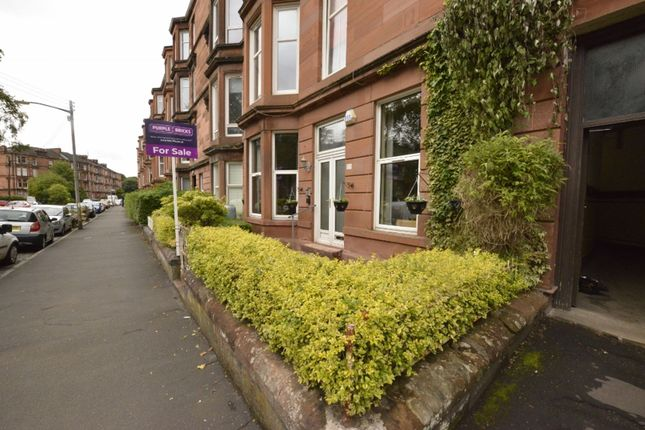 Thumbnail Flat for sale in Waverley Gardens, Glasgow