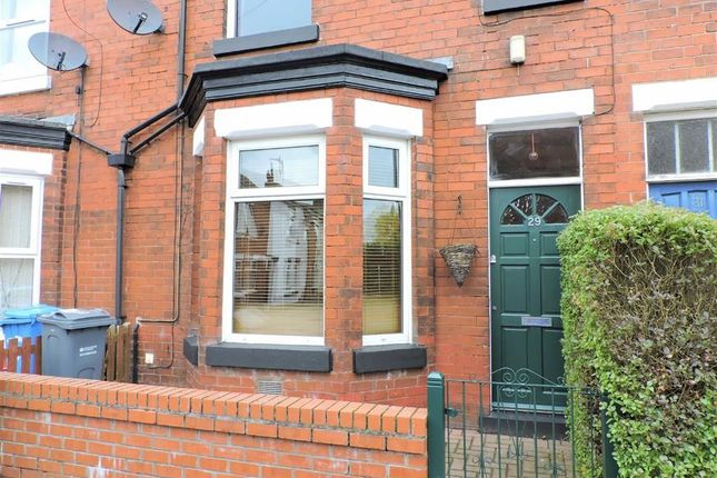 2 bed terraced house for sale in Tonbridge Road, Levenshulme, Manchester
