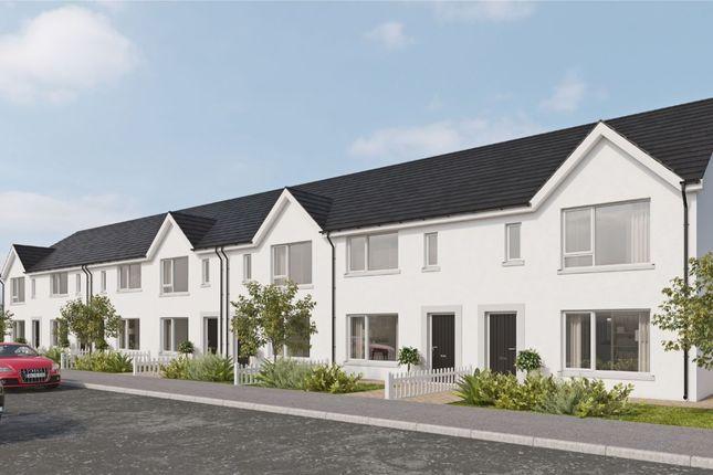 Thumbnail Terraced house for sale in James Mews, Clandeboye Road, Bangor