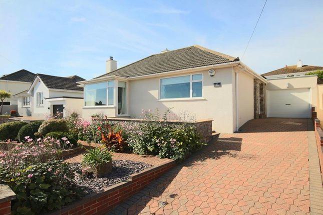 Thumbnail Detached bungalow for sale in Blue Waters Drive, Broadsands, Paignton, Devon