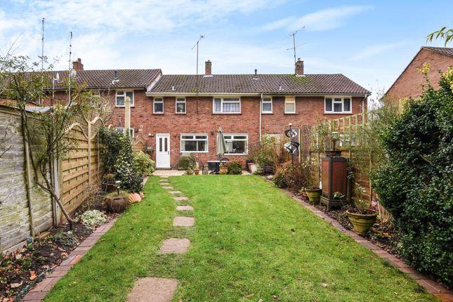 Thumbnail Terraced house to rent in Bracknell, Berkshire