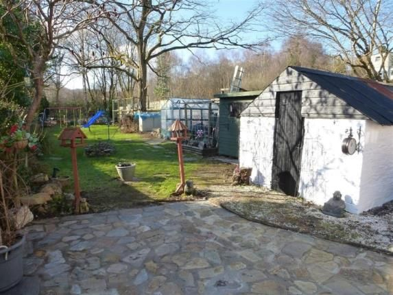 Garden of Callington, Cornwall, Lucket PL17