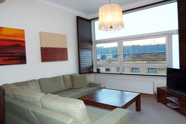 Thumbnail Flat to rent in Hutcheson Street, Merchant City