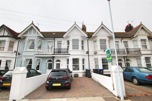4 bed terraced house for sale in Navarino Road, Worthing, West Sussex