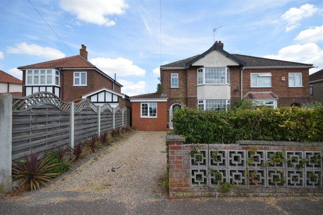 Thumbnail Property for sale in Reepham Road, Hellesdon, Norwich