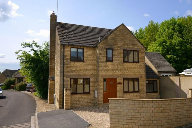 Thumbnail Detached house to rent in Graveney Road, Northleach, Cheltenham