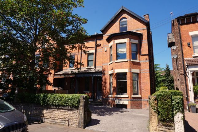 Thumbnail Semi-detached house for sale in Clyde Road, West Didsbury