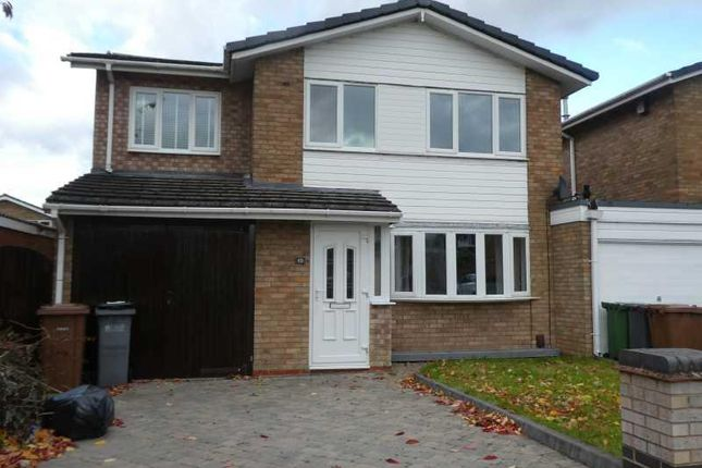 4 bed link-detached house to rent in Wheely Road, Elmdon Heath, Solihull B92
