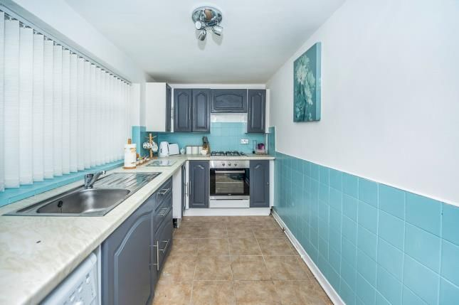 Kitchen of Florence Street, Liverpool, Merseyside L4