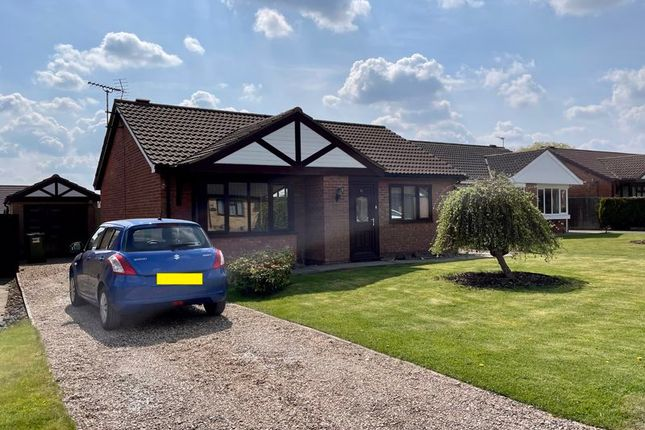 2 bed detached bungalow for sale in Lady Meers Road, Cherry Willingham, Lincoln LN3