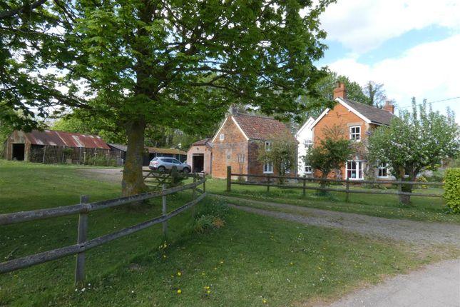 Thumbnail Detached house for sale in St. Ediths Marsh, Bromham, Chippenham
