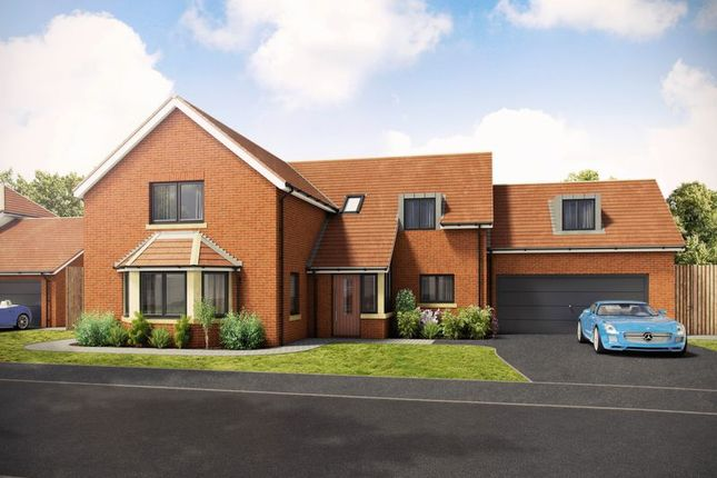 Thumbnail Detached house for sale in Robins Bridge Meadows, Off Springfield Road, Aughton