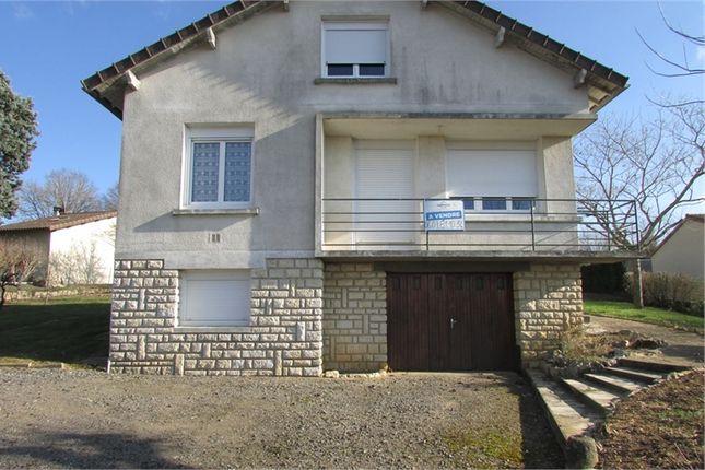 Properties for sale in lussac les ch teaux montmorillon for Garage lussac les chateaux