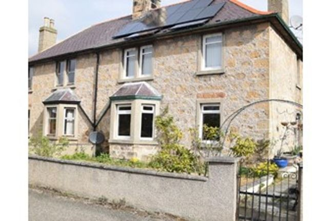 Thumbnail Detached house to rent in Cromartie Gardens, Tain