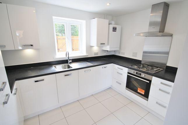 Kitchen of Falcon Crescent, Queens Hills, Norwich NR8