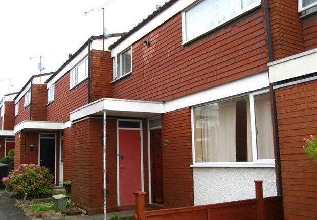 Thumbnail Property to rent in Fulbrook Close, Redditch
