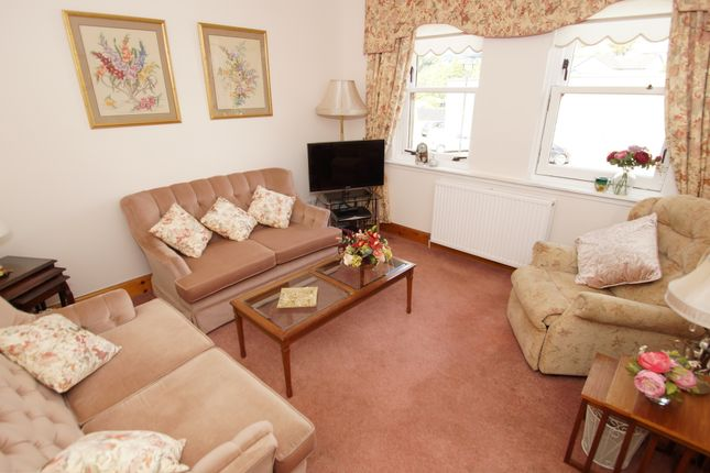 Lounge of Backbrae Street, Kilsyth G65