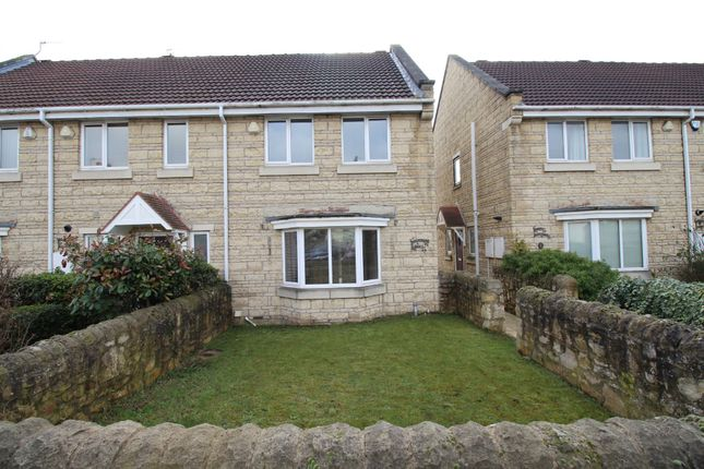 Thumbnail End terrace house to rent in West End Road, Norton, Doncaster, South Yorkshire