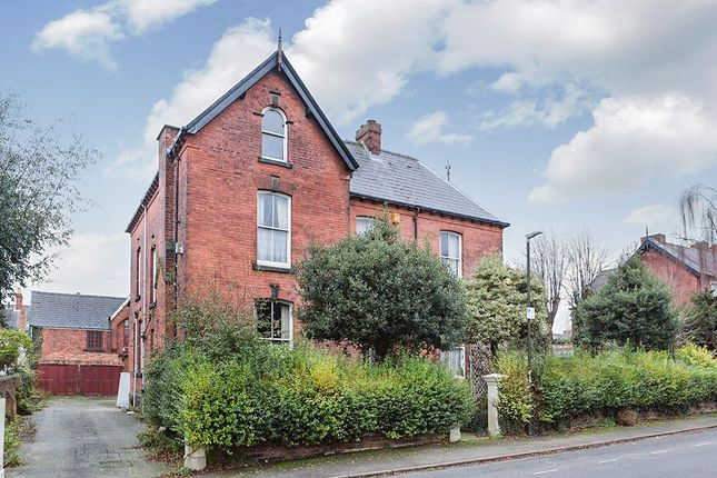Thumbnail Detached house for sale in Gladstone Road, Chesterfield