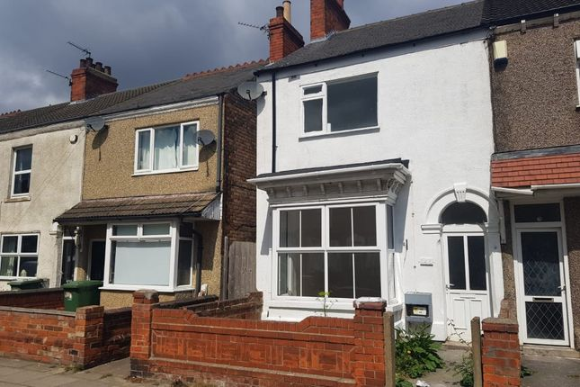 Thumbnail 2 bed terraced house for sale in 145 Patrick Street, Grimsby, Lincolnshire