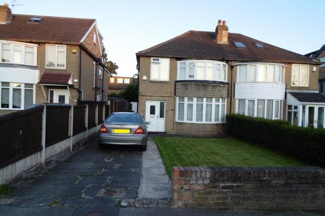 Thumbnail Property to rent in Carr Manor Road, Moortown, Leeds