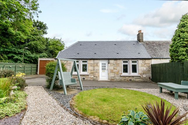 Thumbnail Semi-detached house for sale in Newyearfield Farm Cottage, Livingston