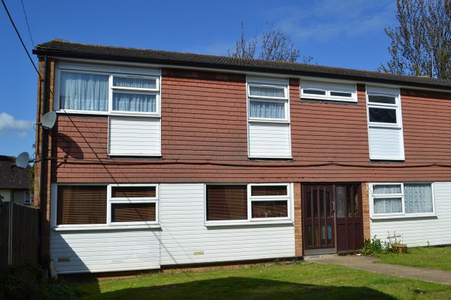 Thumbnail Flat for sale in Maytrees, Hitchin