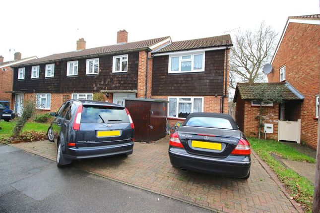Thumbnail Semi-detached house for sale in Great Goodwin Drive, Guildford