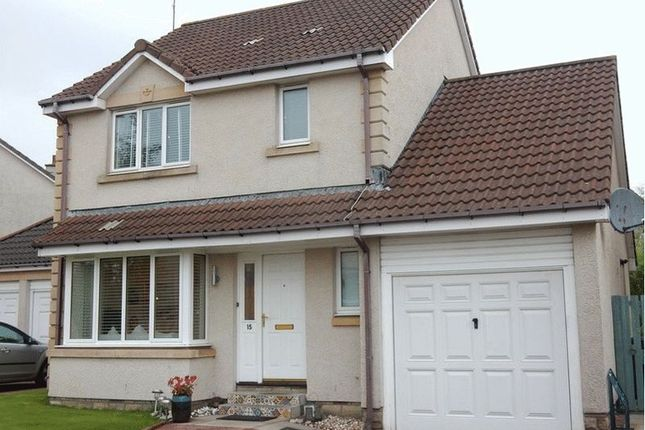 Thumbnail Property for sale in Broadstraik Gardens, Elrick, Westhill