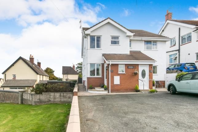 Thumbnail Flat for sale in Seacrest, Queens Road, Colwyn Bay, Conwy