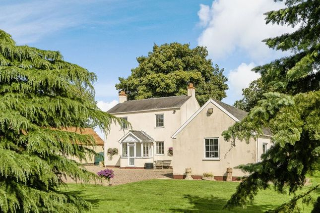 Thumbnail Farmhouse for sale in Digby Fen, Billinghay, Lincoln