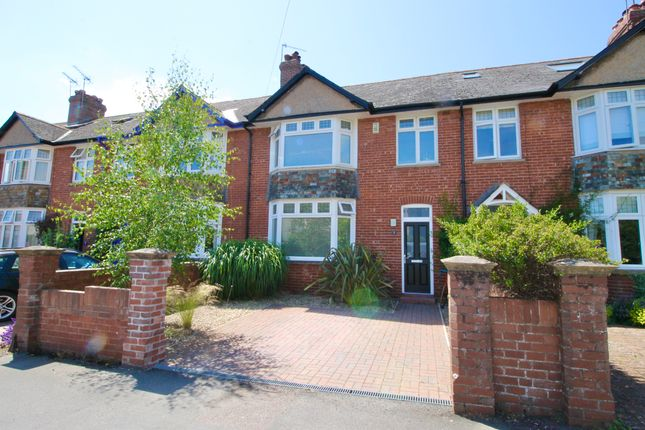 Thumbnail Terraced house to rent in Monmouth Avenue, Topsham, Exeter