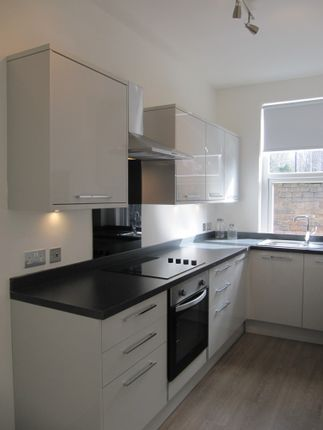 Thumbnail Flat to rent in Barnsley Road, Wakefield